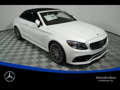 New 2020 Mercedes-Benz C 63 AMG S Cabriolet - 534247067
