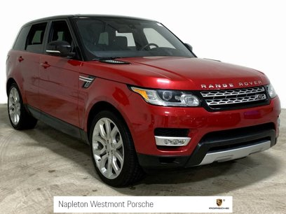 Used 2016 Land Rover Range Rover Sport HSE - 540809384