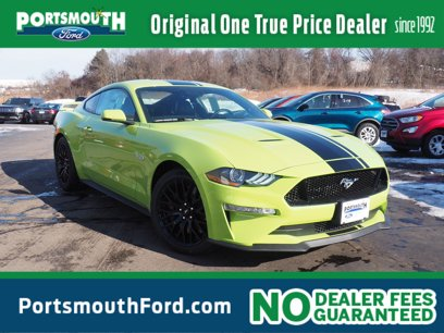 New 2020 Ford Mustang GT Coupe - 540083894