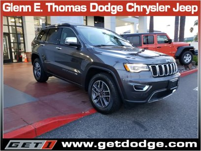 Certified 2019 Jeep Grand Cherokee Limited - 540771061