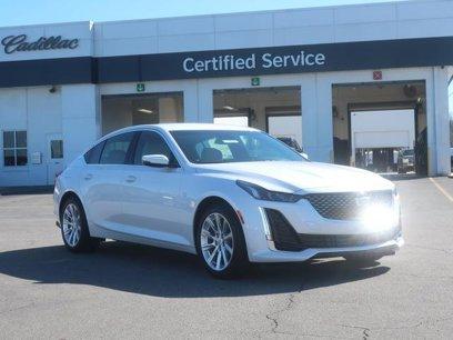 New 2020 Cadillac CT5 2.0T Luxury - 542317395