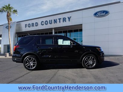 Certified 2019 Ford Explorer 4WD Sport - 541450571