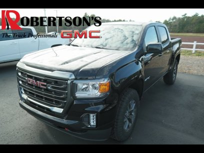 New 2021 GMC Canyon 4x4 Crew Cab AT4 - 568155510