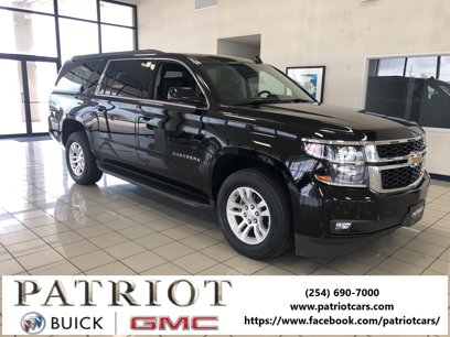 Used 2017 Chevrolet Suburban 2WD LT w/ Luxury Package - 548187448