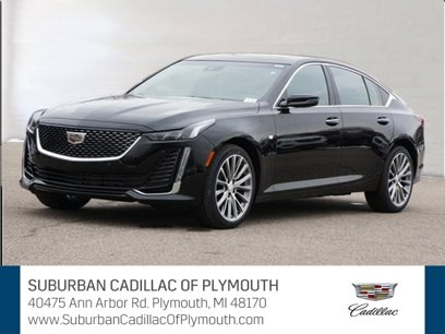 New 2020 Cadillac CT5 2.0T Premium Luxury AWD - 542209643