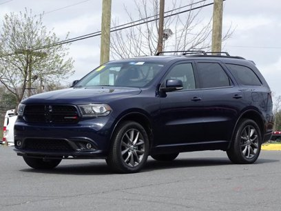 Used 2017 Dodge Durango AWD GT w/ Premium Group - 547855089