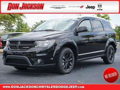 New 2019 Dodge Journey SE - 519722588