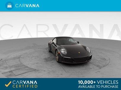 Used 2018 Porsche 911 Carrera Cabriolet - 545326956