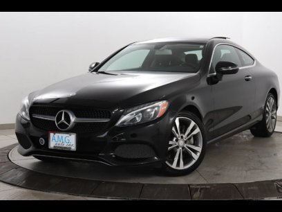 Used 2017 Mercedes-Benz C 300 Coupe - 534004641