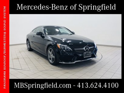 Used 2017 Mercedes-Benz C 300 4MATIC Coupe - 543769601