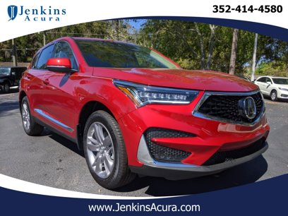 New 2020 Acura RDX AWD w/ Advance Package - 544895075
