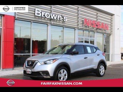 Certified 2019 Nissan Kicks S - 531082251