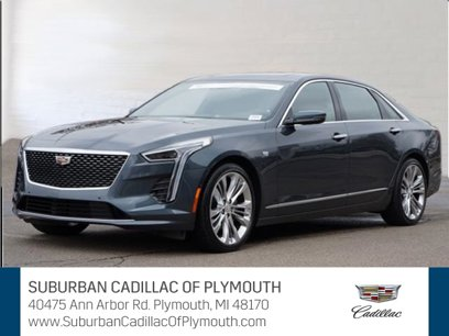Certified 2019 Cadillac CT6 3.0T Platinum AWD - 548156976