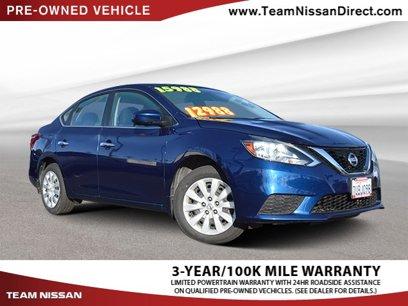 Certified 2016 Nissan Sentra S - 547352328