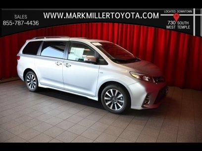 New 2020 Toyota Sienna Limited - 520274312