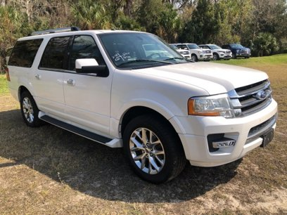 Used 2016 Ford Expedition EL 2WD Limited - 543835352