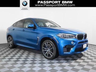 Certified 2017 BMW X6 M - 541013919
