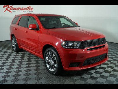 Used 2019 Dodge Durango 2WD GT - 541585028