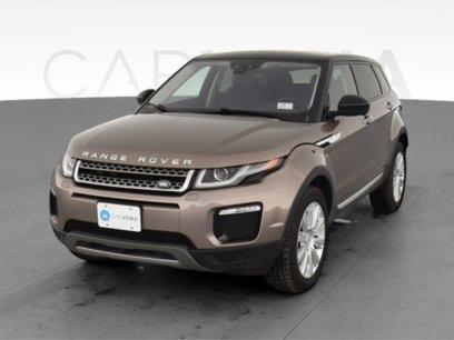 Used 2018 Land Rover Range Rover Evoque HSE 4-Door - 548797932