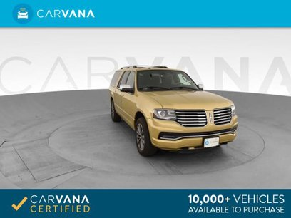 Used 2016 Lincoln Navigator L 4WD Select - 545227688