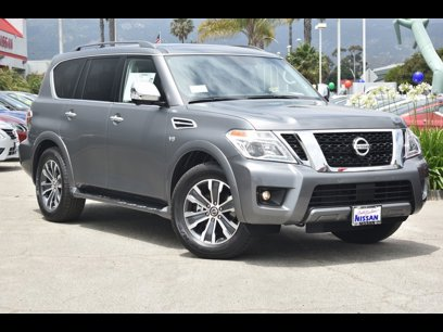 New 2019 Nissan Armada SL - 513805242