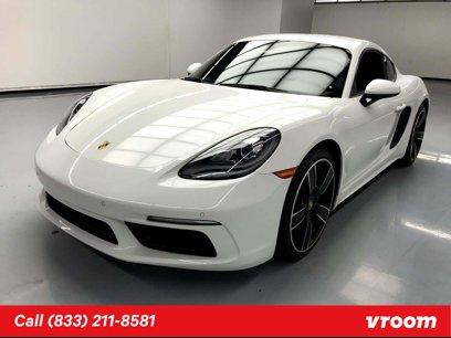 Used 2017 Porsche 718 Cayman - 543782622
