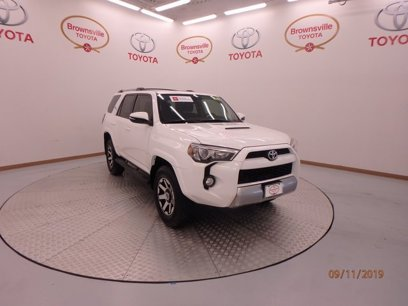 Certified 2018 Toyota 4Runner 4WD TRD-Off Road Premium - 527294983