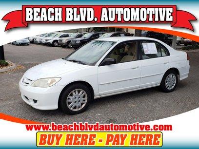 Used 2005 Honda Civic LX - 539397202