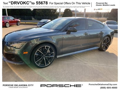 Used 2018 Audi RS 7 Performance - 569933676