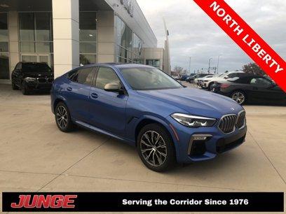New 2020 BMW X6 M50i w/ Premium Package - 533729535