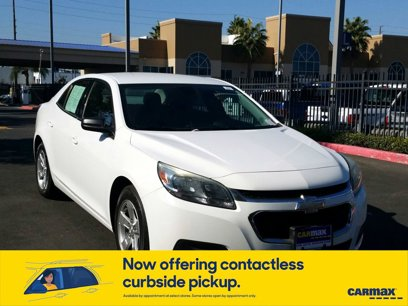 Used 2015 Chevrolet Malibu LS - 568613941