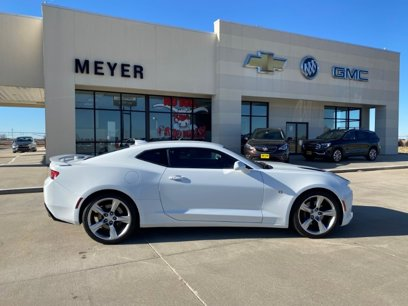 Used 2017 Chevrolet Camaro SS Coupe w/ 1SS - 540585224