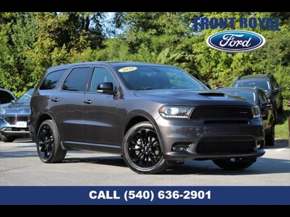 Used 2020 Dodge Durango AWD R/T w/ Blacktop Package - 563468955