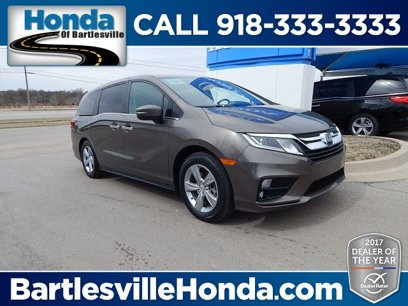 Used 2018 Honda Odyssey EX-L - 545669643
