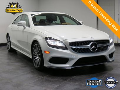 Used 2016 Mercedes-Benz CLS 400 - 545432455