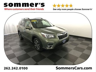 Certified 2020 Subaru Forester Limited w/ Popular Package #3 - 534721307