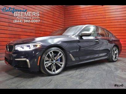Used 2018 BMW M550i xDrive - 539033029