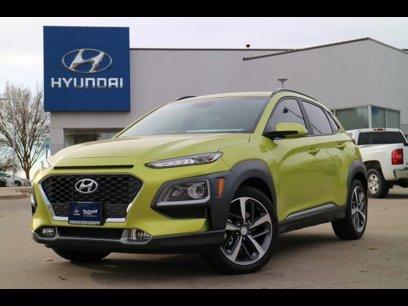 New 2020 Hyundai Kona FWD Limited - 534411803