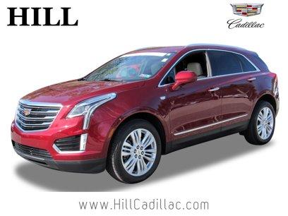 Certified 2017 Cadillac XT5 AWD Premium Luxury - 545085798