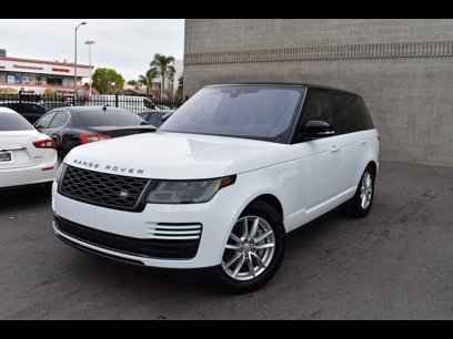 Used 2018 Land Rover Range Rover - 548754869