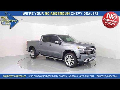 New 2020 Chevrolet Silverado 1500 4x4 Crew Cab High Country - 548566461