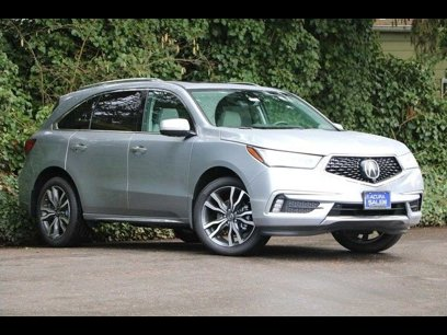 New 2020 Acura MDX SH-AWD w/ Advance Package - 537261671
