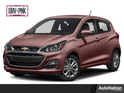 New 2020 Chevrolet Spark LS - 542258625