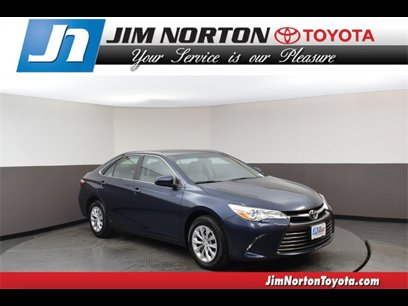Certified 2017 Toyota Camry LE - 542130521