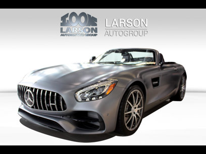 Used 2018 Mercedes-Benz AMG GT Roadster - 520506971