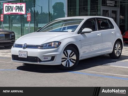 Used 2018 Volkswagen e-Golf SE - 555362083