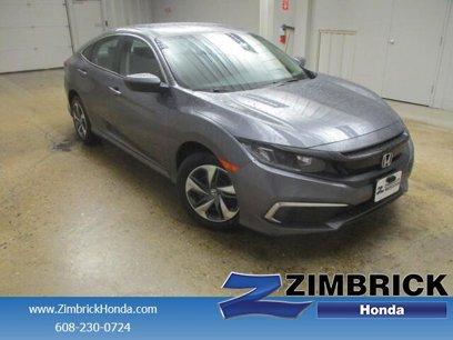 New 2020 Honda Civic LX Sedan - 567103432