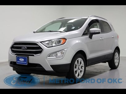 New 2020 Ford EcoSport 4WD SE - 535667036