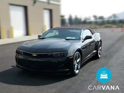 Used 2014 Chevrolet Camaro LT Convertible w/ RS Package - 569783628