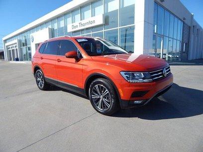 Certified 2018 Volkswagen Tiguan 4Motion - 547043134